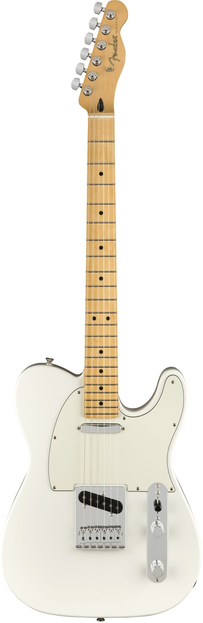 Fender Player Telecaster White