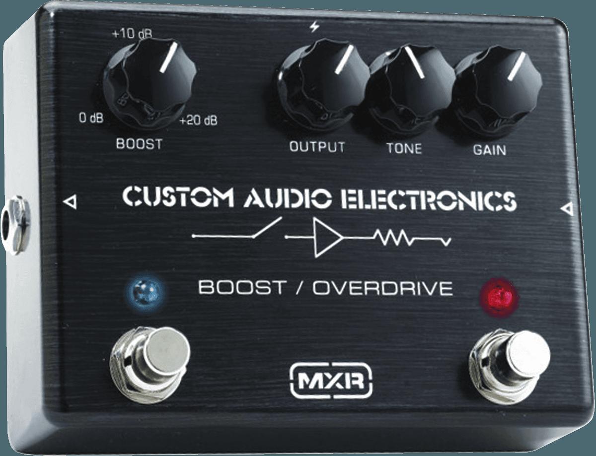 MXR – MXR MC402