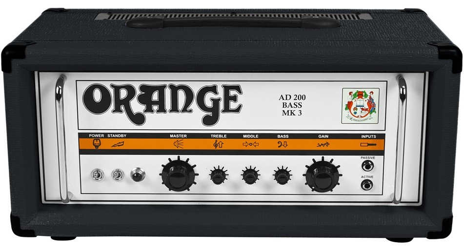 Orange AD200B MK III Head