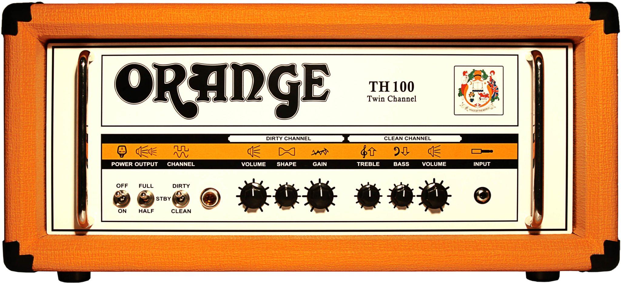 Orange TH 100 H Head