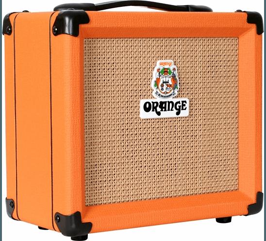 Orange CR 12 Combo