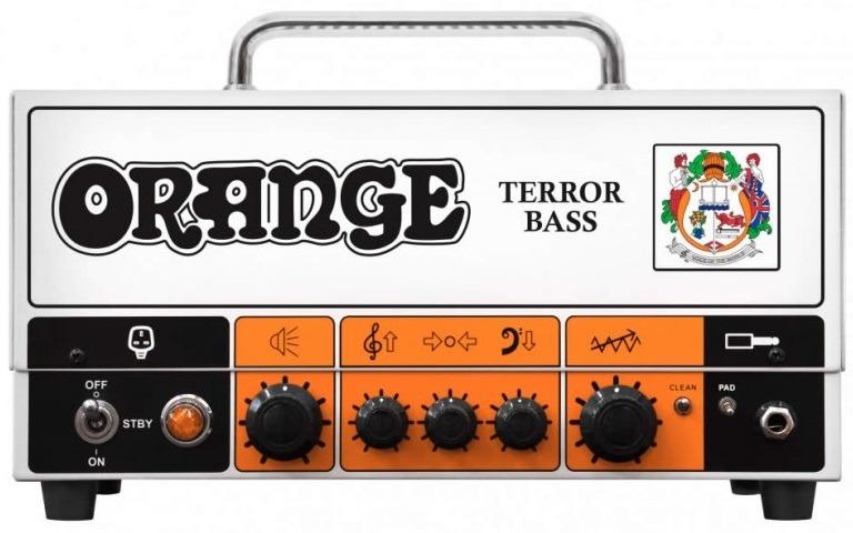 Orange TB500 Head