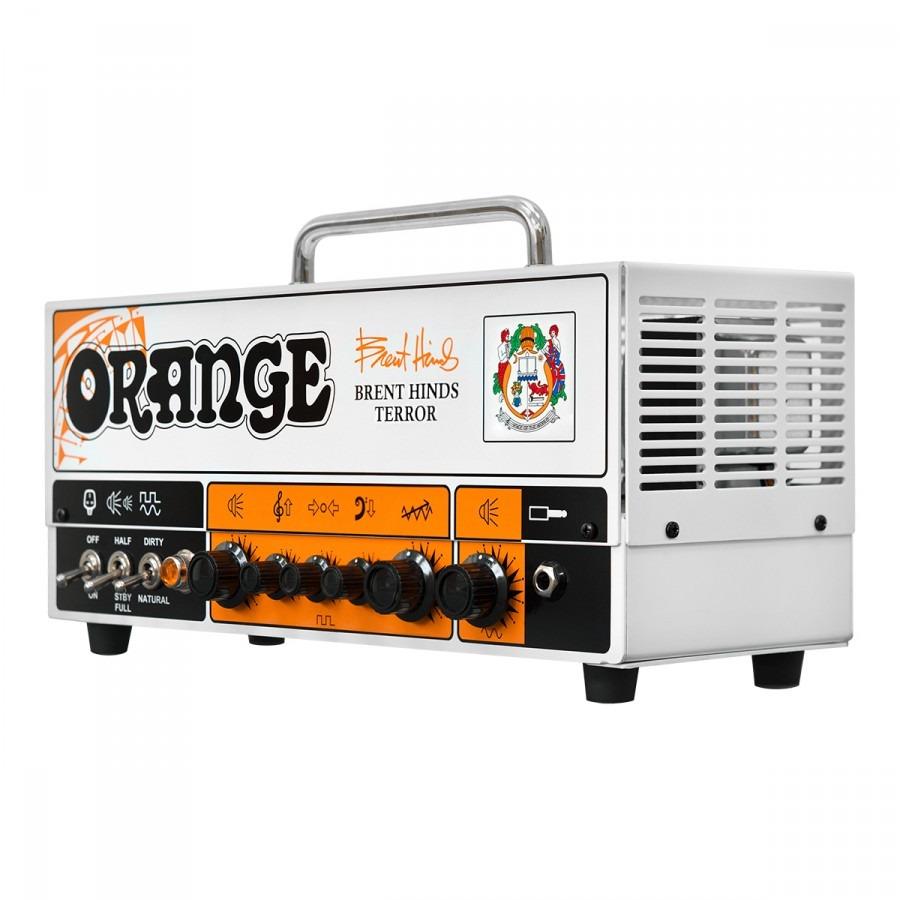 Orange Brent Hinds Terror Head