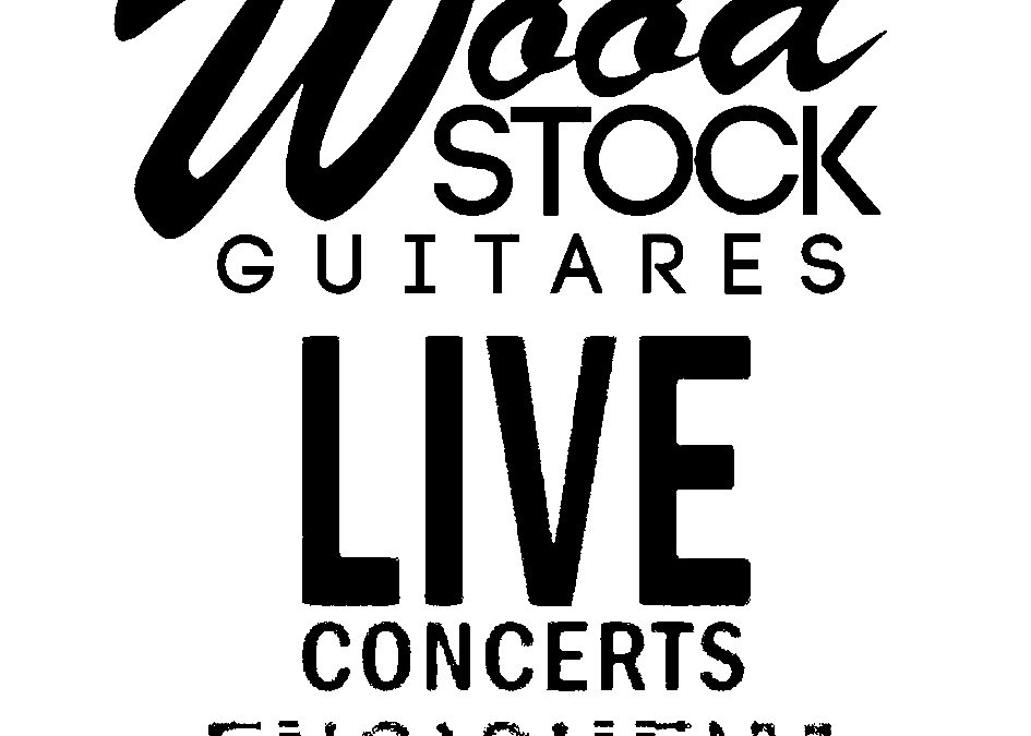 Les Concerts WOOD STOCK GUITARES LIVE – MARS / JUIN 2019 chez Wood Stock Guitares
