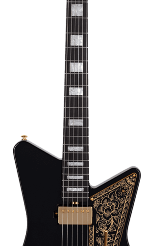 Music man Mariposa BLK