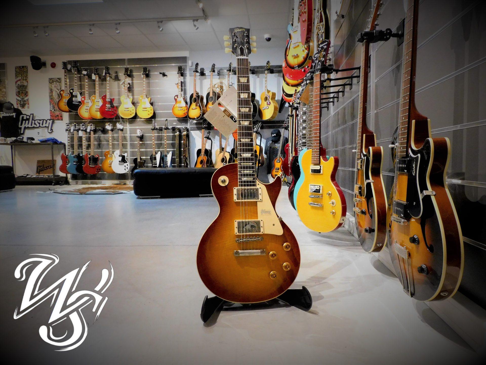 La Sélection WSG : Gibson Les Paul Custom 1959 Reissue VOS