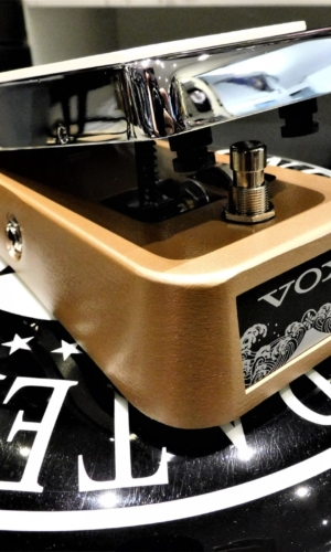 La Sélection WSG : Wah Wah Vox V847-C Ltd Edition