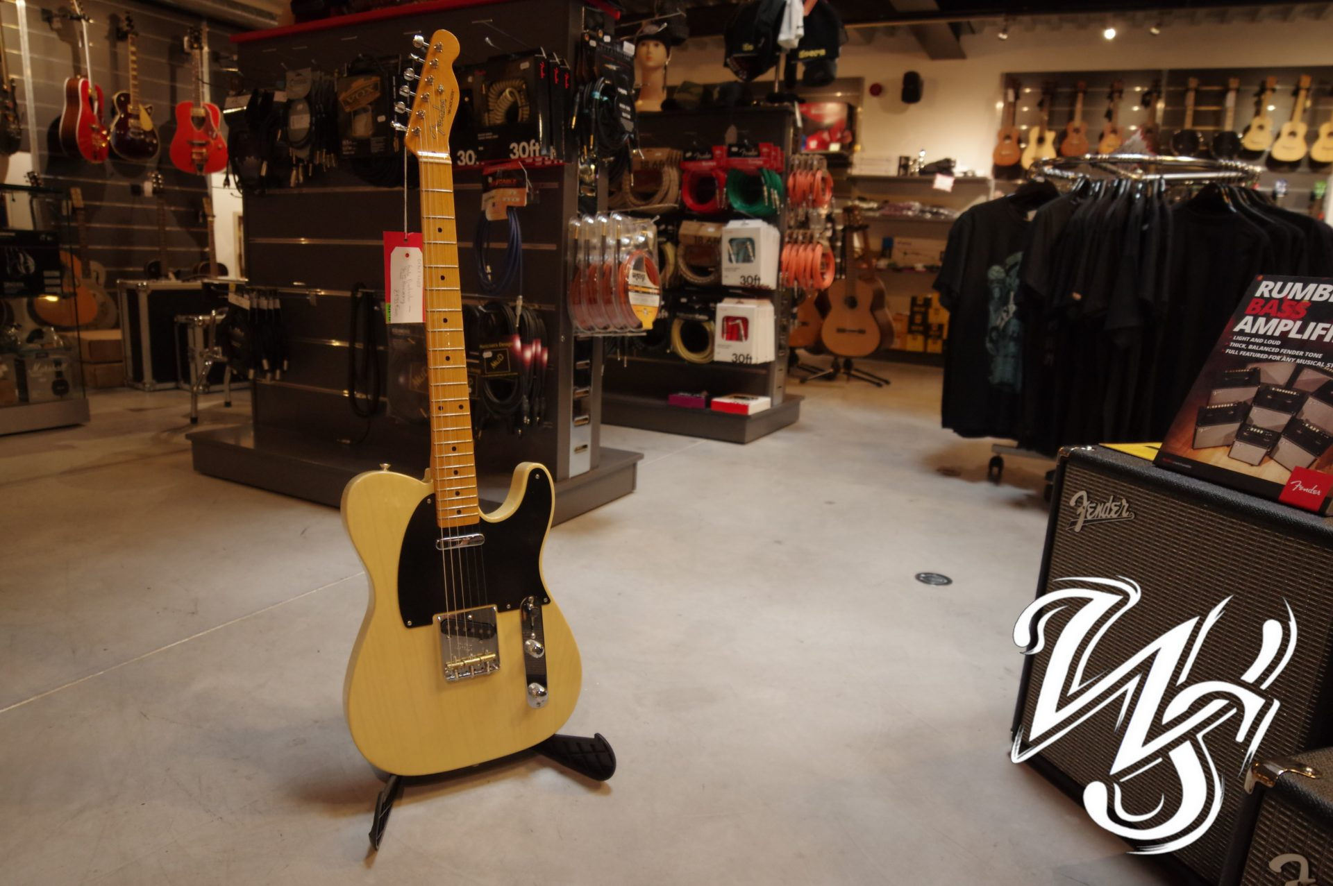 La Sélection WSG : Fender Broadcaster 70th Anniversary Ltd Edition
