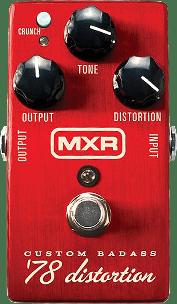 MXR 78 DISTORTION