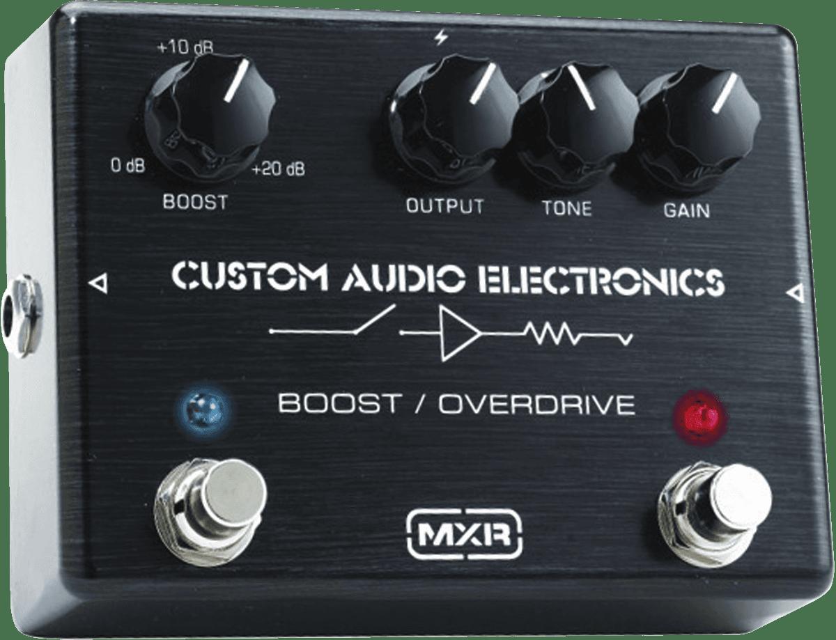 MXR MC402