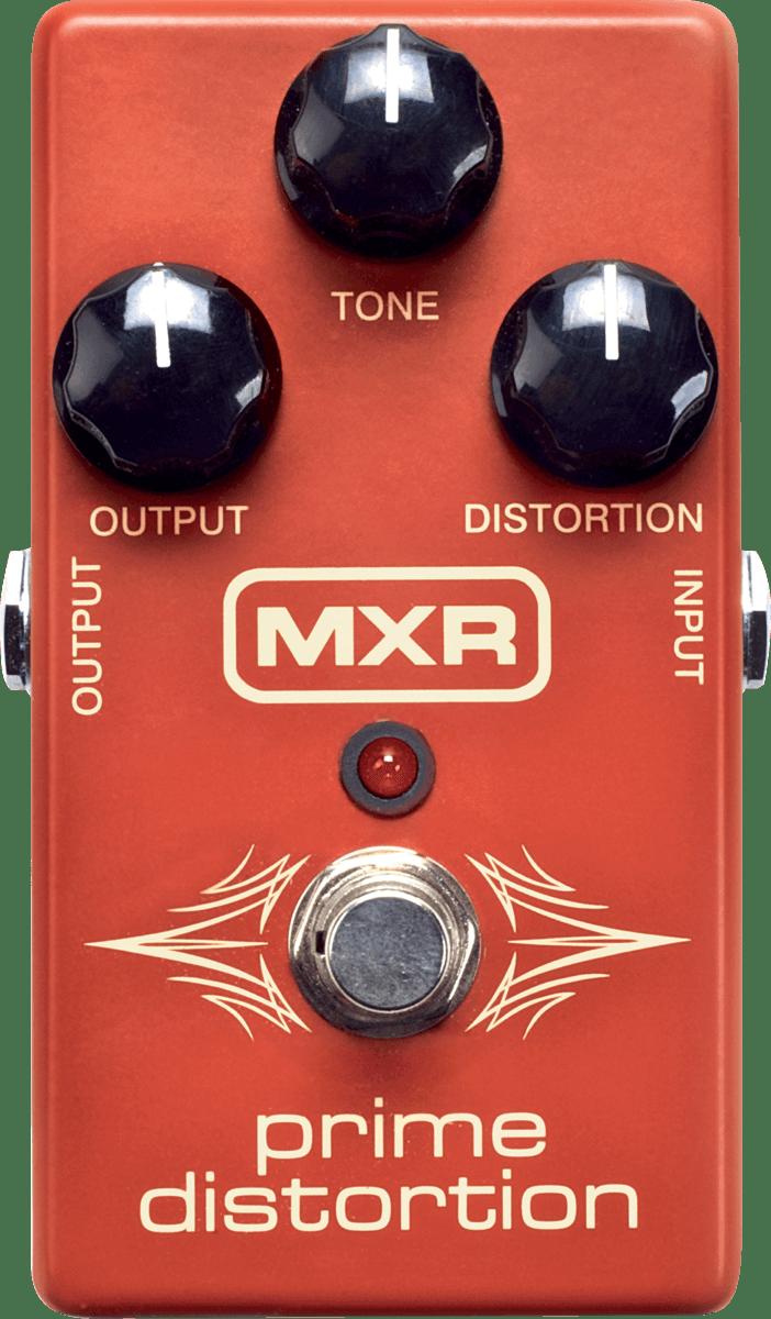 MXR PRIME DISTORTION