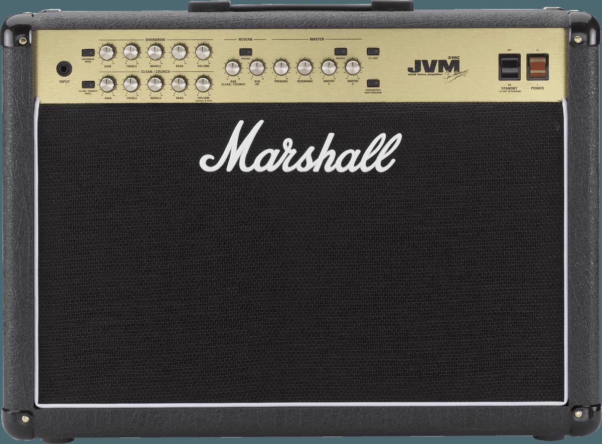 MARSHALL JVM210 COMBO